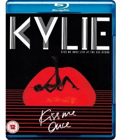 KYLIE MINOGUE (KISS ME ONCE) - LIVE AT THE SSE HYDRO
