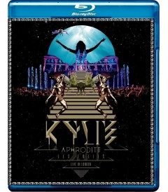 3D - KYLIE MINOGUE (APHRODITES LES FOLIES) - LIVE IN LONDON
