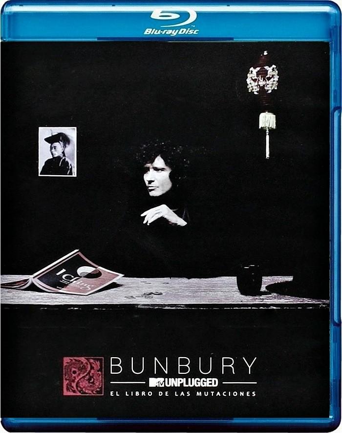 ENRIQUE BUNBURY (MTV UNPLUGGED) - EL LIBRO DE LA MUTACIONES
