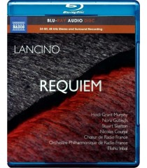 LANCINO - REQUIEM (BLU RAY AUDIO)