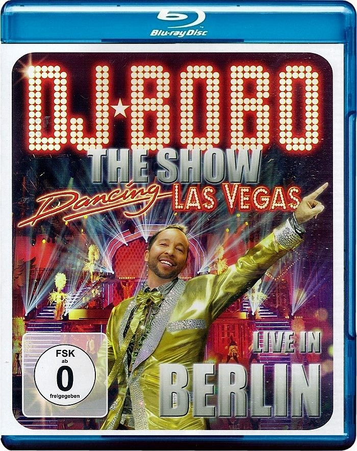 DJ BOBO (THE SHOW) - DACING LAS VEGAS