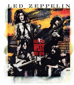 LED ZEPPELIN - HOW THE WEST WAS WON (BLU RAY AUDIO)
