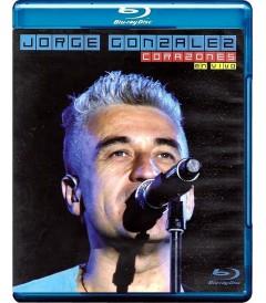 JORGE GONZÁLEZ - CORAZONES EN VIVO
