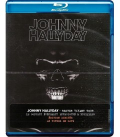 JOHNNY HALLYDAY - RESTER VIVANT TOUR