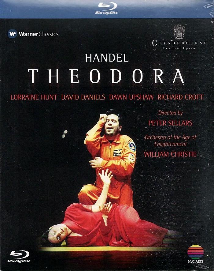 HANDEL - THEODORA (GLYNDEBOURNE FESTIVAL OPERA)