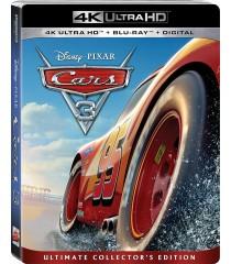 4K UHD - CARS 3 (ULTIMA EDICIÓN DE COLECCIÓN) - USADA
