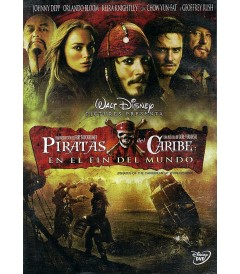 DVD - PIRATAS DEL CARIBE (EN EL FIN DEL MUNDO) - USADA