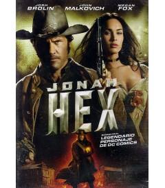 DVD - JONAH HEX - USADA