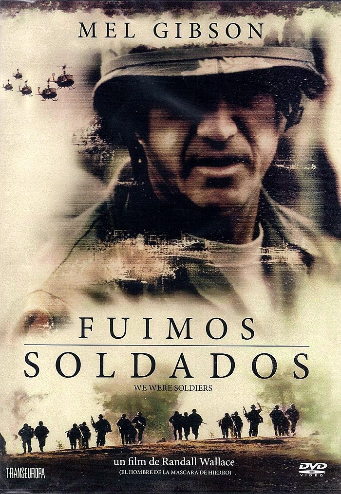 DVD - FUIMOS SOLDADOS