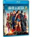 3D - LIGA DE LA JUSTICIA (*)