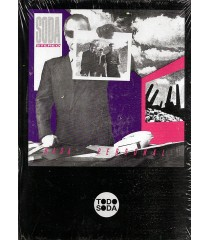 CD - SODA STEREO - NADA PERSONAL