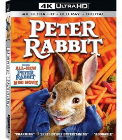 4K UHD - LAS TRAVESURAS DE PETER RABBIT