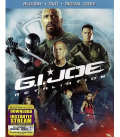 G.I. JOE (EL CONTRAATAQUE)