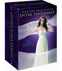 DVD - ENTRE FANTASMAS (LA SERIE COMPLETA)