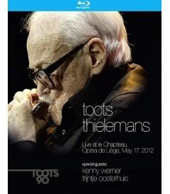 TOOTS THIELEMANS - LIVE AT LE CHAPITEAU