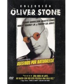 DVD - ASESINOS POR NATURALEZA - USADA