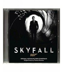 CD - 007 (OPERACIÓN SKYFALL) (ORIGINAL MOTION PICTURE SOUNDTRACK)