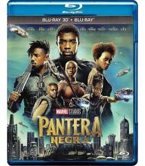 3D - PANTERA NEGRA (MCU) (*)