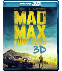 3D - MAD MAX (FURIA EN EL CAMINO) - USADA