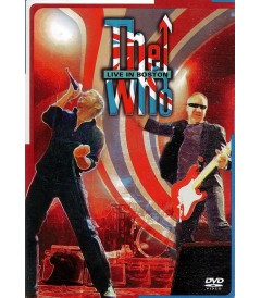 DVD - THE WHO - LIVE IN BOSTON - USADA