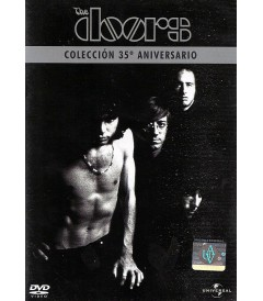 DVD - THE DOORS (DANCE ON FIRE / HOLLYWOOD BOWL / SOFT PARADE) - USADA