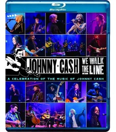 WE WALK THE LINE (A CELEBRATION OF THE MUSIC OF JOHNNY CASH)