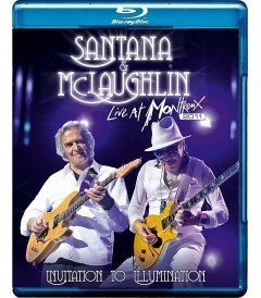 SANTANA & MCLAUGHLIN - INVITATION TO ILLUMINATION (LIVE AT MONTREUX 2011)