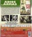 ADIÓS A LAS ARMAS