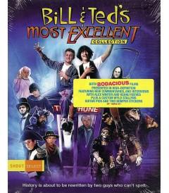BILL Y TED (EL GRAN ESCAPE AL PASADO) / (DOS AVENTUREROS DEL TIEMPO) (PACK DOBLE)