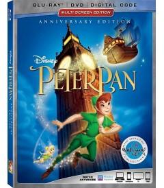 PETER PAN (EDICIÓN ANIVERSARIO COLECCIÓN WALT DISNEY)