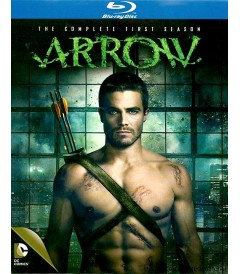 ARROW - 1° TEMPORADA COMPLETA
