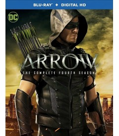 ARROW - 4º TEMPORADA COMPLETA