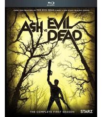 ASH VS EVIL DEAD - 1° TEMPORADA COMPLETA