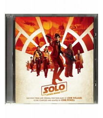 CD - SOLO (UNA HISTORIA DE STAR WARS) (ORIGINAL SOUNDTRACK)