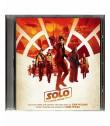 CD - SOLO (UNA HISTORIA DE STAR WARS) (ORIGINAL SOUNDTRACK)