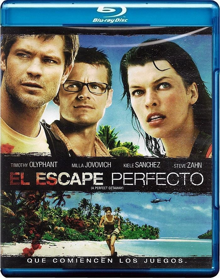 EL ESCAPE PERFECTO