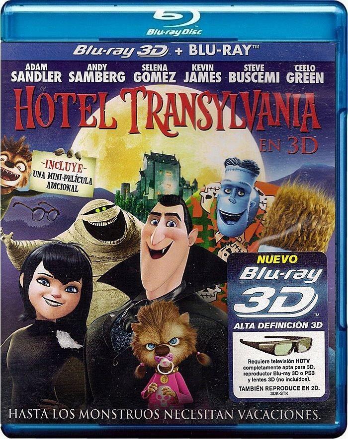 3D - HOTEL TRANSYLVANIA
