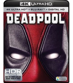4K UHD - DEADPOOL - USADA