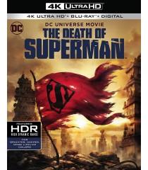 4K UHD - LA MUERTE DE SUPERMAN - PRE VENTA