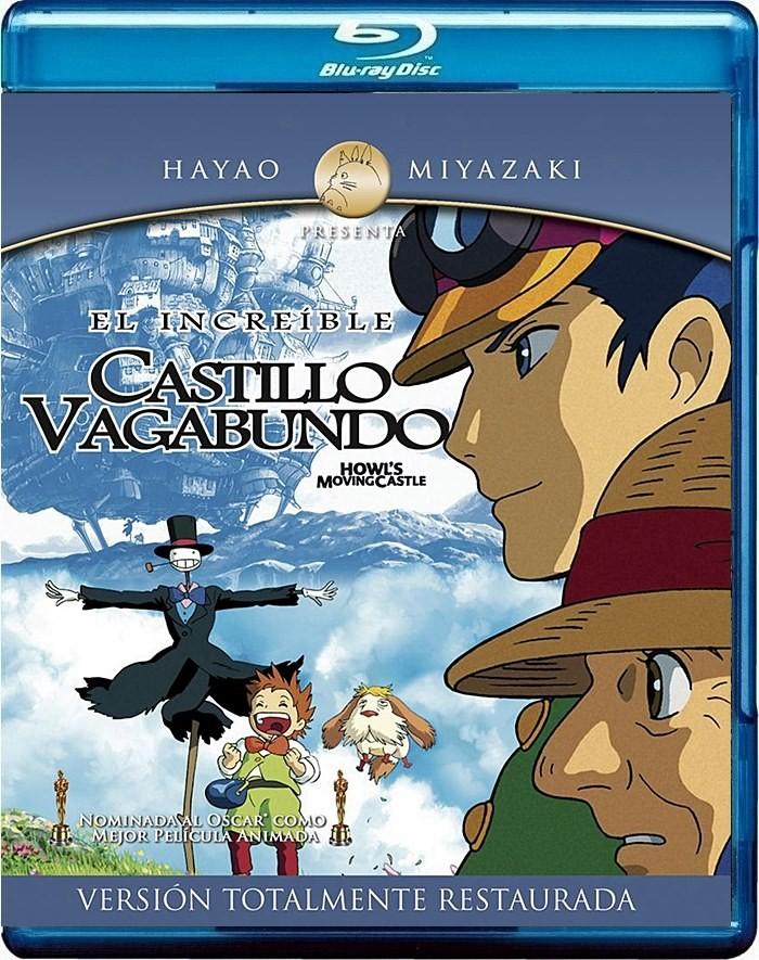 EL INCREÍBLE CASTILLO VAGABUNDO (ESTUDIO GHIBLI)