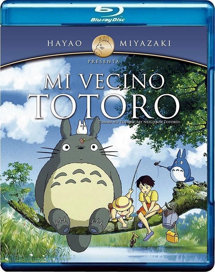 MI VECINO TOTORO (ESTUDIO GHIBLI)
