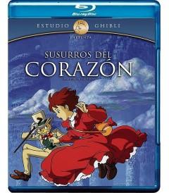 SUSURROS DEL CORAZÓN (STUDIO GHIBLI)