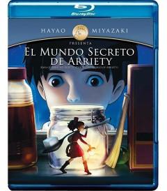 EL MUNDO SECRETO DE ARRIETY (STUDIO GHIBLI)