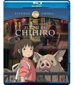 EL VIAJE DE CHIHIRO (STUDIO GHIBLI)