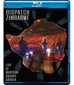 DISPATCH - ZIMBABWE (LIVE AT MADISON SQUARE GARDEN)