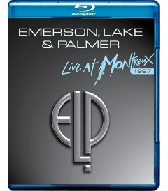 EMERSON, LAKE & PALMER - LIVE AT MONTREUX