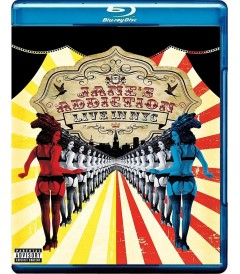 JANES ADDICTION - LIVE IN NYC