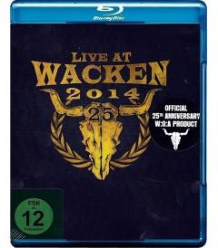 LIVE AT WACKEN 2014 (EDICIÓN 25° ANIVERSARIO)