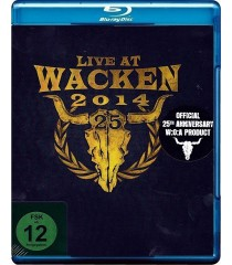 LIVE AT WACKEN 2014 (EDICIÓN 25° ANIVERSARIO)