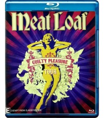 MEAT LOAF - GUILTY PLEASURE TOUR